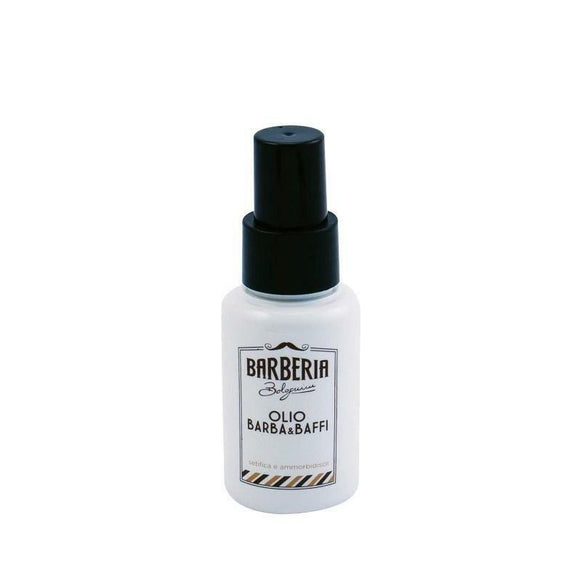 Barberia Bolognini Beard And Moustache Oil