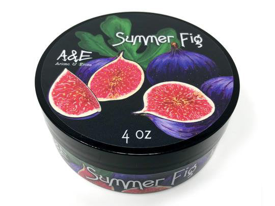 Ariana & Evans Summer Fig Shaving Soap