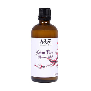 Ariana & Evans Asian Plum Aftershave Splash and Skin Food