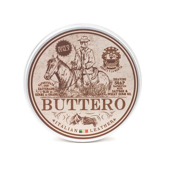 Abbate Y La Mantia Buttero Shaving Soap