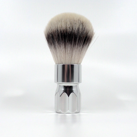 Alpha Brush & Shaving Co. - Revolver G4 Shaving Brush
