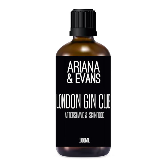 Ariana & Evans - Aftershave Splash - London Gin Club