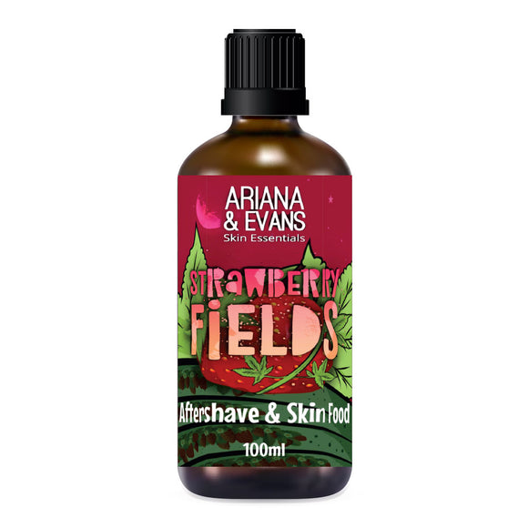 Ariana & Evans - Aftershave Splash - Strawberry Fields