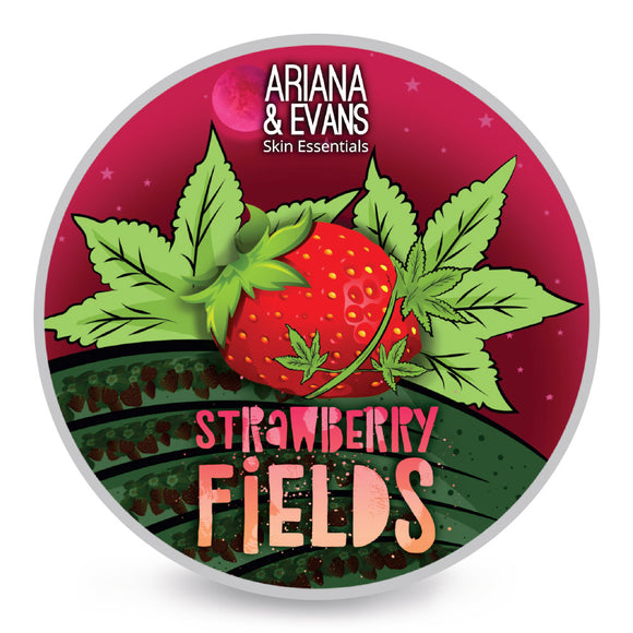 Ariana & Evans - Artisan Shave Soap - Strawberry Fields