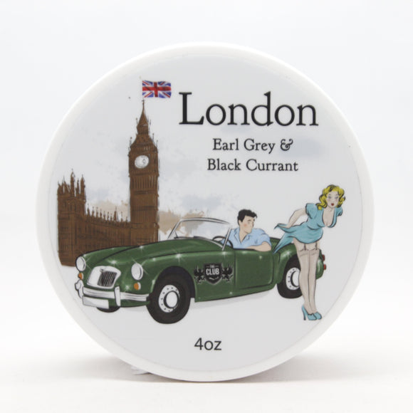 Ariana & Evans - Shaving Soap - Pin-Up Series -  London
