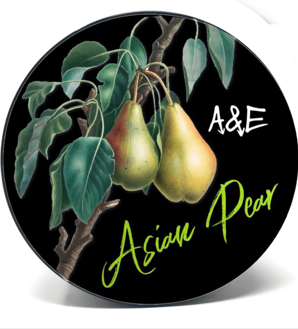 Ariana & Evans -Shaving Soap - Asian Pear
