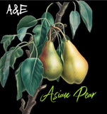 Ariana & Evans - Aftershave Splash and Skin Food -Asian Pear