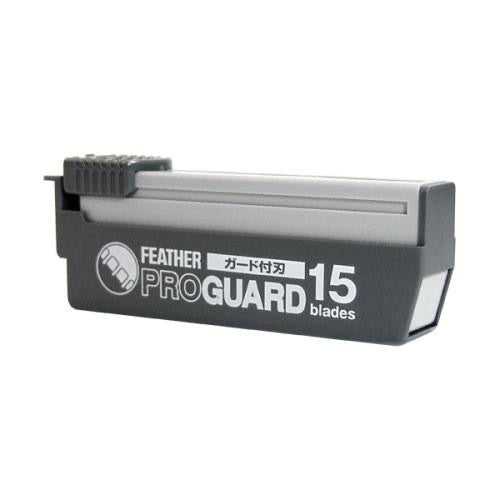 Feather - Artist Club PRO-GUARD 15 - Single-Edge Blades