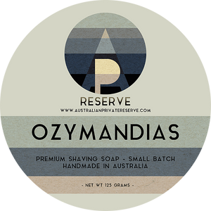 Australian Private Reserve - Ozymandias