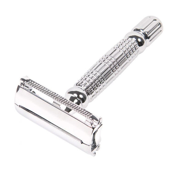 Baili - Butterfly Style TTO Chrome -  Safety Razor