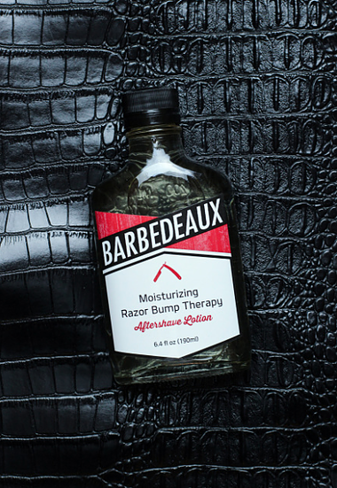 Barbedeaux Aftershave Lotion, Moisturizing Razor Bump Therapy