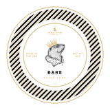 Bare Soap was created for those guys who do not want any scent in their soap. Not wanting to mask your cologne? Cant have a scent on in your line of work? Are you sensitive to strong fragrance? Bare Soap is perfect for you. We take our soap formula and leave the fragrance out of it. Enjoy a great shave without anything other than smooth skin afterwards.