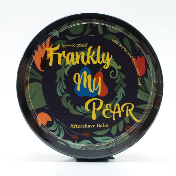 Barrister And Mann - Frankly My Pear - Aftershave Balm