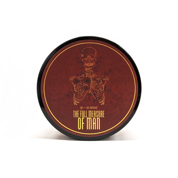 Barrister and Mann - Limited Edition Shaving Soap - The Full Measure Of Man