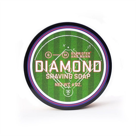 Barrister and Mann - Diamond - Limited Edition Shaving SoapBarrister and Mann - Limited Edition Soft Heart Base Shaving Soap - Diamond