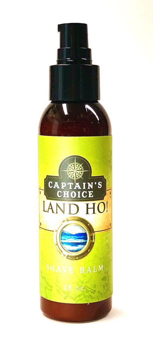 Captain's Choice - Aftershave Balm - Land Ho!