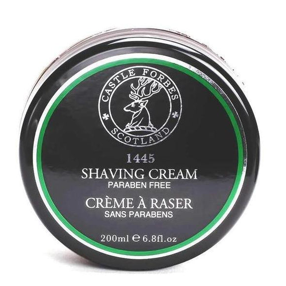 Castle Forbes - Shaving Cream - 1445