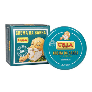 Cella Milano Organic Shaving Soap BIO 150ml