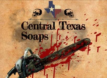 Central Texas Soaps - Aftershave Splash - The Saw