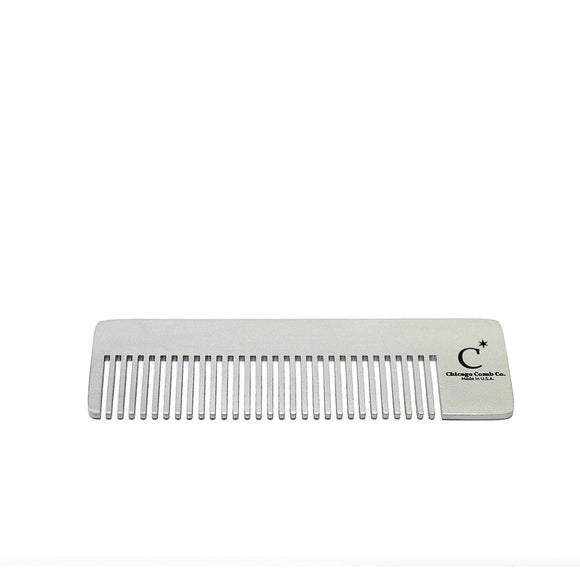 Chicago Comb - Model No. 4 - Standard Stainless Steel