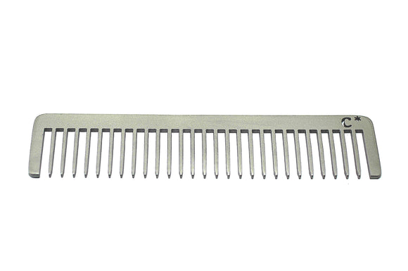 Chicago Comb - Model No. 5 - Standard Stainless Steel - Long