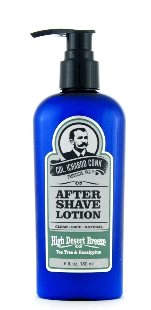 Col. Ichabod Conk After shave Lotion - High Desert Breeze