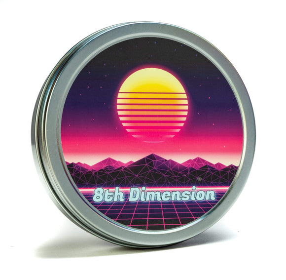 Dr. Jon's - 8th Dimension - Vegan Shaving Soap Vol. 3
