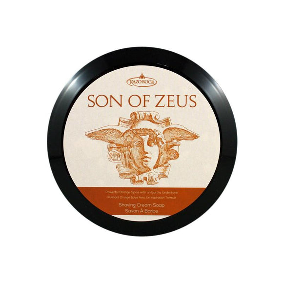 RazoRock Son Of Zeus Artisan Shaving Soap