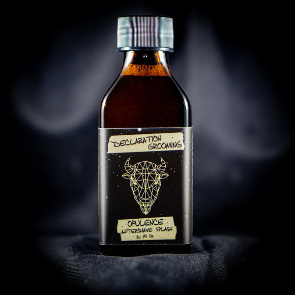 Declaration Grooming - Alcohol Aftershave Splash - Opulence