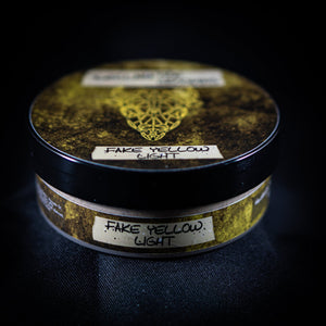 Declaration Grooming - Milksteak Base Shaving Soap - Fake Yellow Light