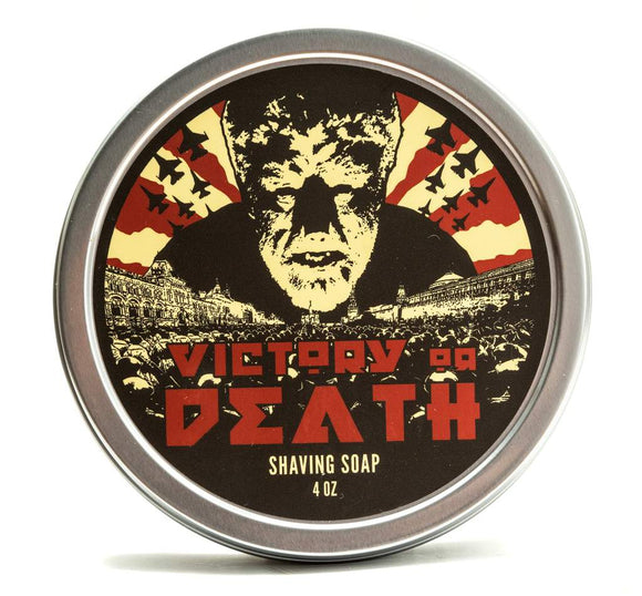 Dr. Jon's  - Vegan Shaving Soap - Victory Or Death