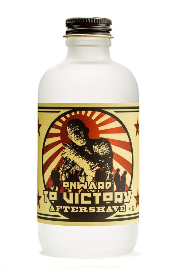 Dr. Jon's - Aftershave 4oz - Onward To Victory