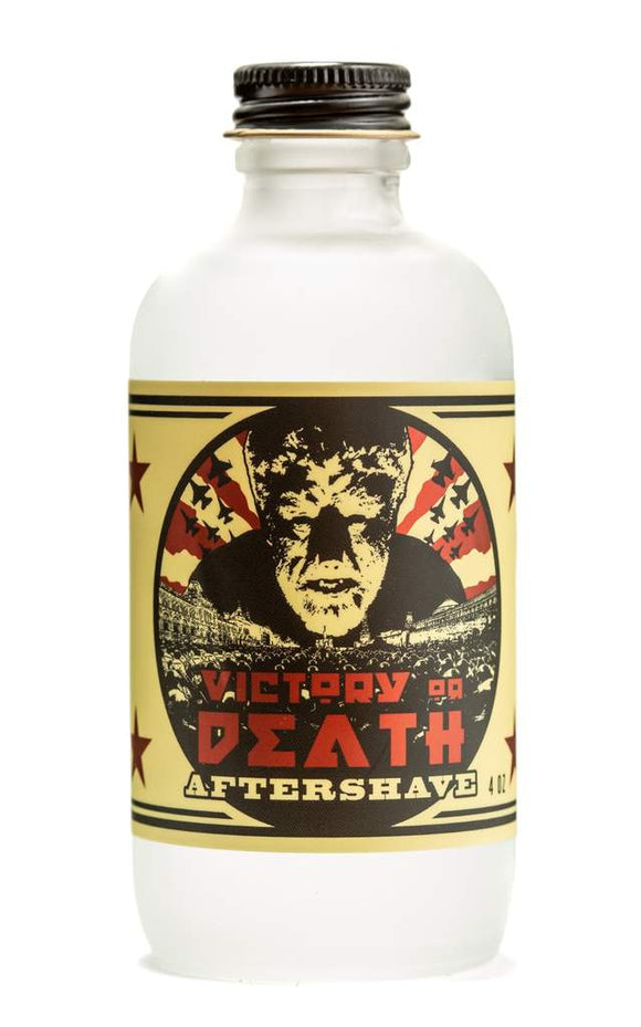 Dr. Jon's - Aftershave 4oz - Victory Or Death