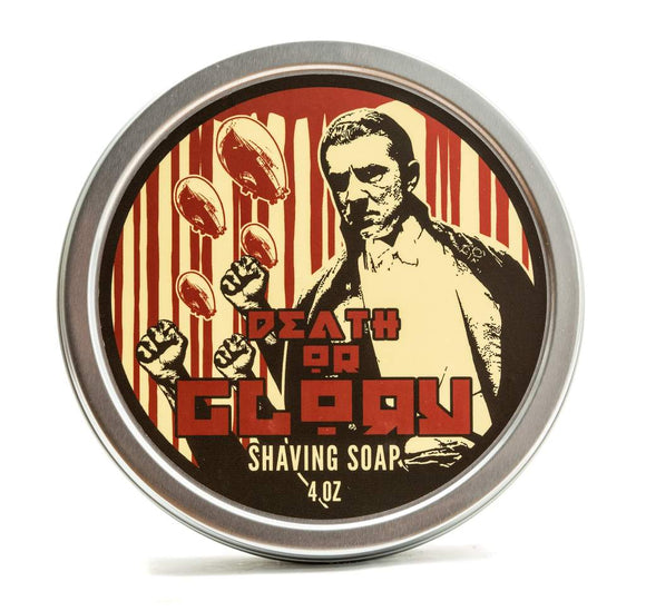 Dr. Jon's  - Vegan Shaving Soap - Death Or Glory