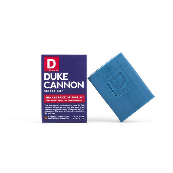 Duke Cannon - Big Ass Brick Of Soap, Jr. - Naval Supremacy