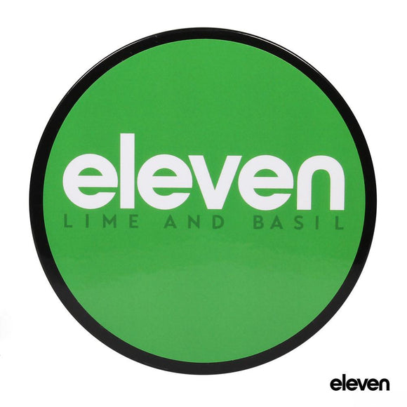 Eleven - Shaving Soap - Lime and Basil