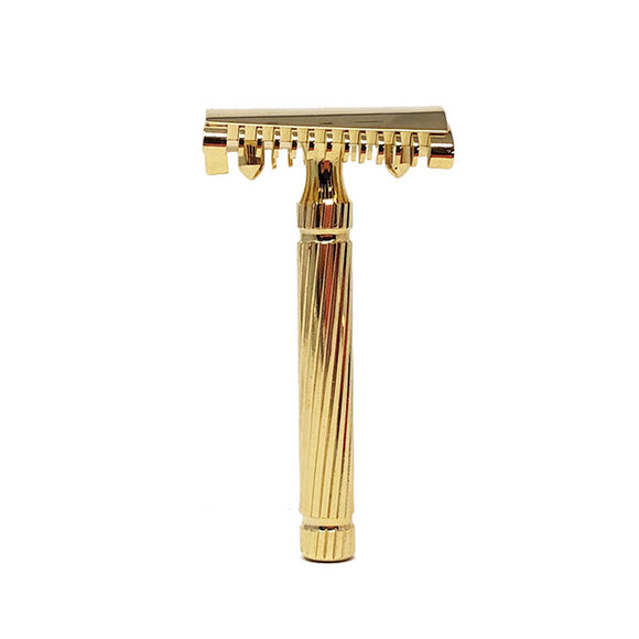 Fatip - Open Comb Piccolo Gold Safety Razor - 42153