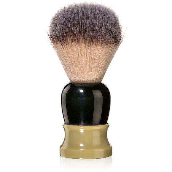 Fine Accoutrements - Classic Shaving Brush - Green & Gold
