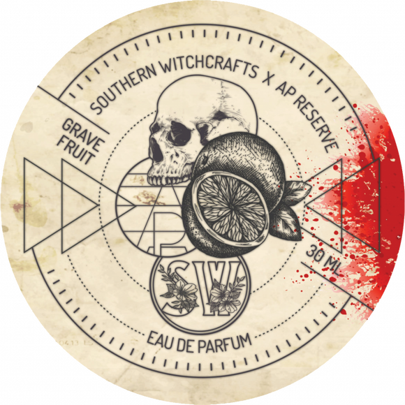 Southern Witchcrafts - APR Collaboration EDP - GraveFruit