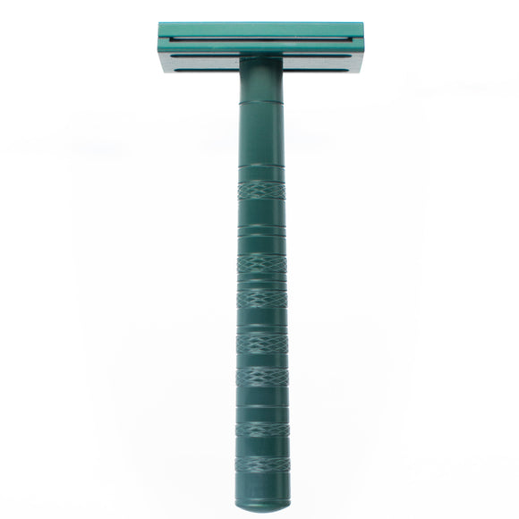 Henson Shaving - Aluminum AL13 Double Edge Safety Razor - Azure