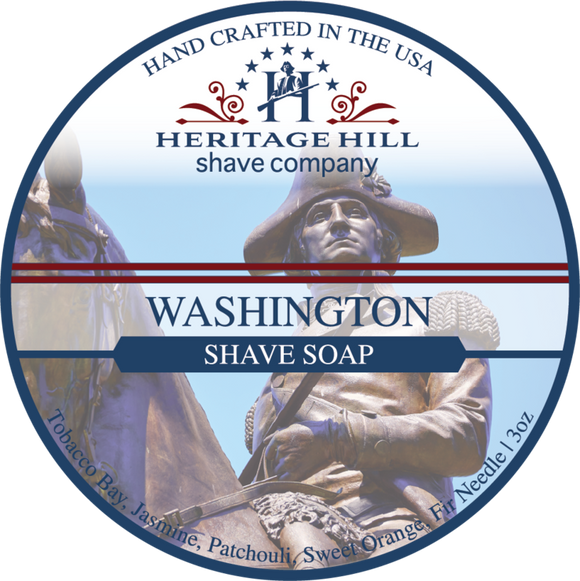 Heritage Hill Shave Company - Shave Soap - Washington