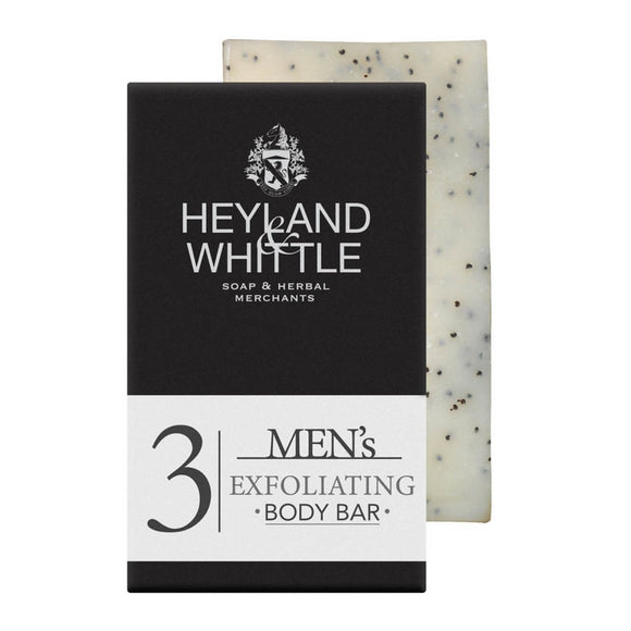 Heyland & Whittle - Exfoliating Body Bar for Men 130g
