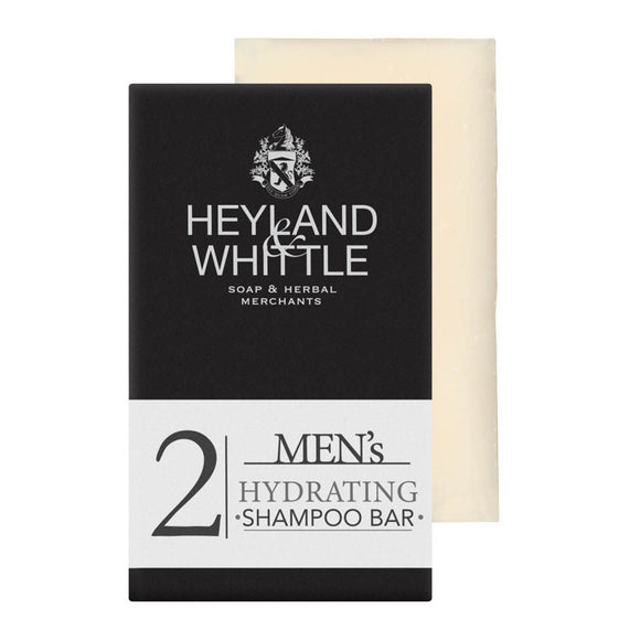 Heyland & Whittle - Hydrating Shampoo Bar for Men 130g