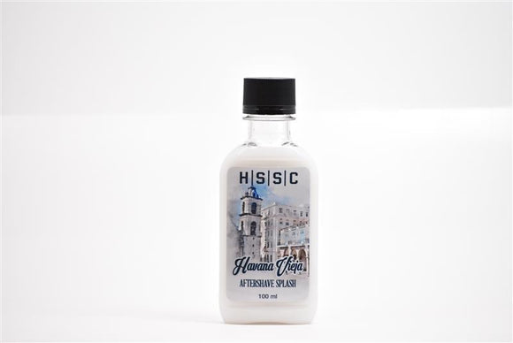Highland Springs Soap Company - Havana Vieja - Aftershave Splash