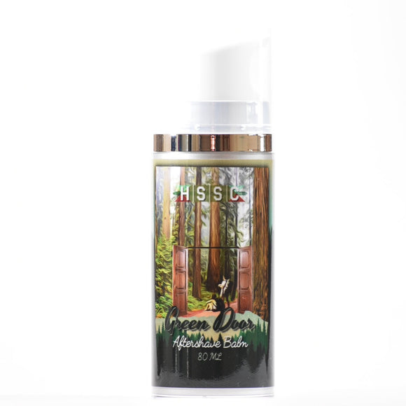 Highland Springs Soap Company - Aftershave Balm - Green Door