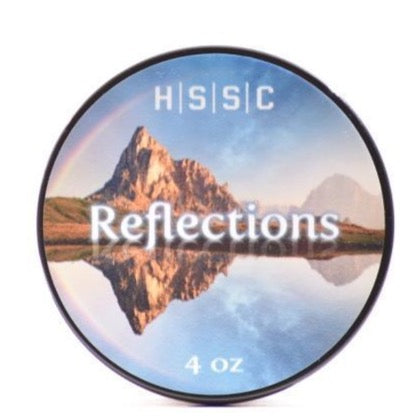 Highland Springs Soap Company. - Shaving Soap - Reflections