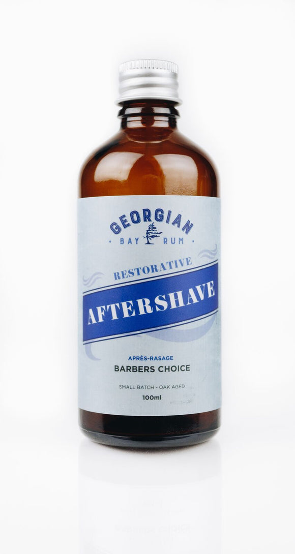 Historic Brands - Craft Aftershave Splash - Georgian Bay Rum