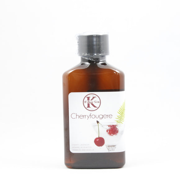 K Shave Worx  - Aftershave Splash - Cherryfougere
