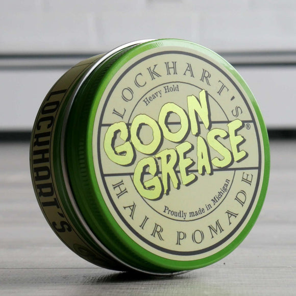 Lockhart's Goon Grease Firm Hold Pomade