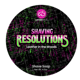 Lather Bros. - Limited Edition Shave Soap - Shaving Resolutions